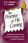 The Promise of His Coming - Click to read more.